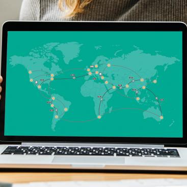 Tereza Liskova, Kiwi.com Kiwi.com launches world's first global intermodal booking platform Virtual Interlining