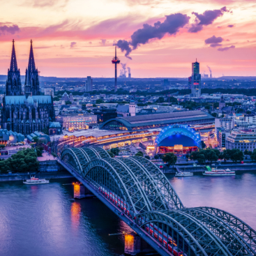 We have partnered with Cologne/Bonn Airport to improve transfer processes — Shutterstock