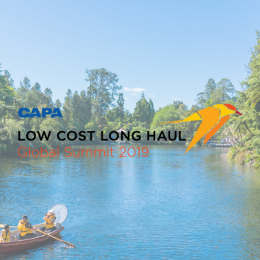 CAPA Low Cost Long Haul Global Summit