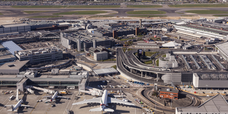 Heathrow airport — Philip Lange / Shutterstock