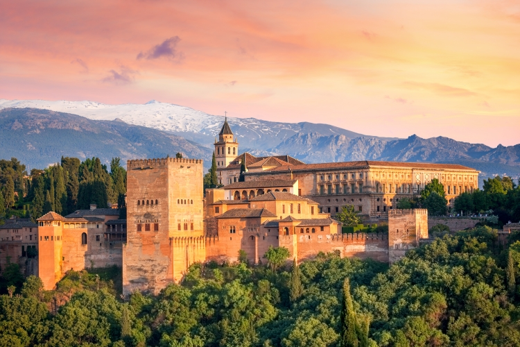 3% commission rates mean that you earn good money when someone books a trip to Granada — Shutterstock The top 10 reasons to become a Kiwi.com affiliate — Shutterstock Kiwi.com affiliate