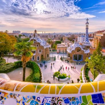 Barcelona top destination for Nomadic multi-city travelers — Shutterstock