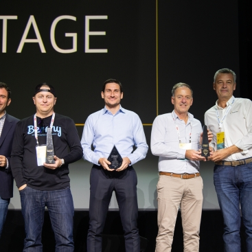 Kiwi.com's Virtual Global Supercarrier vision wins People's Choice Award Phocuswright Conference 2019