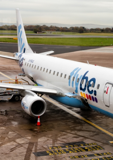 Flybe declares bankruptcy