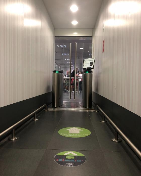 airport bergamo bergamolynk kiwi.com smart pass